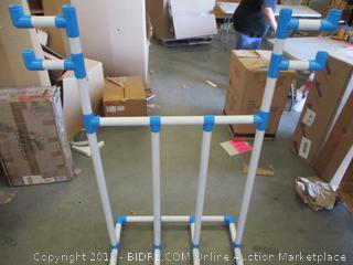 Sportime Storage Cart Hoop-N-Rope Kart