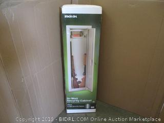 In-Wall Security Cabinet