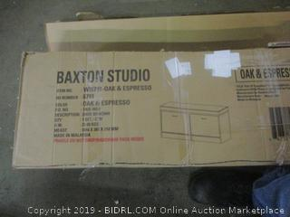 Baxton Studio Furniture Possibly Incomplete See Pictures