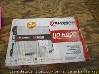 Thramps Electronics Class D Amplifier