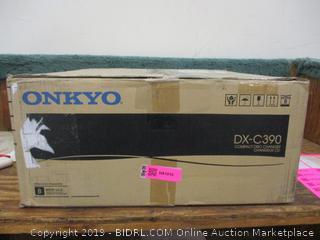 Onkyo Compact Disc Changer