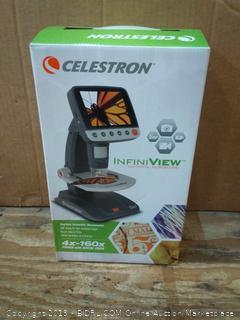 Celestron Infini View LCD Digital Mircroscope