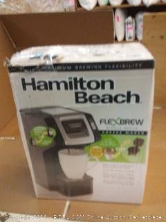 Hamilton Beach Flex brew