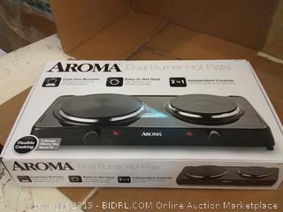 Aroma Cast Iron Burners