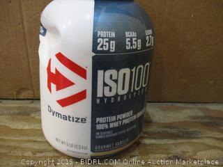 ISO 100 Hyrdrolyzer Protein Powder