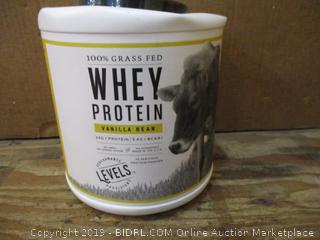 Whey Protein dented