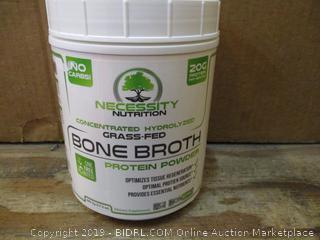 Grass Feed Bone Broth