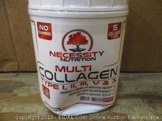 Multi Collagen dented
