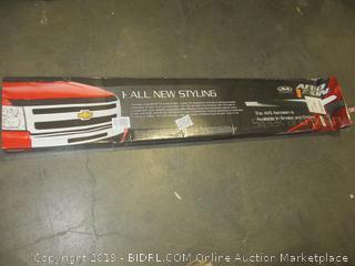 Aero Skin Smoke Chevrolet 14-15 Silverrado