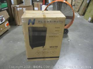 Hessaire Mobile evaporative Cooler