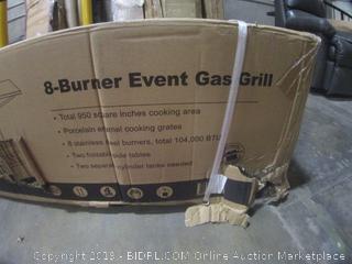Royal Gourmet 8-Burner Event Gas Grill