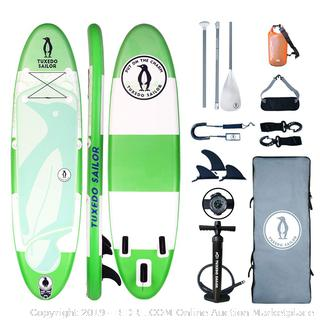 tuxedo sailor inflatable paddle board(Factory Sealed/Box Damage) COME PREVIEW!!!!