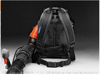 Husqvarna 150BT, 50.2cc 2-Cycle 434 CFM 251 MPH Professional 2-Cycle Gas Backpack Leaf Blower