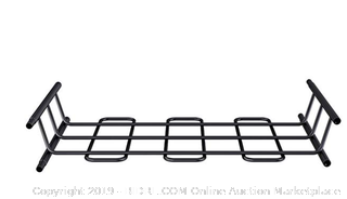 Thule Canyon roof Mount Cargo Basket Extension XT (Online $169) NOTE - see other Roof Rack in this auction, this fits with that