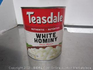 Teasdale White Hominy Beans