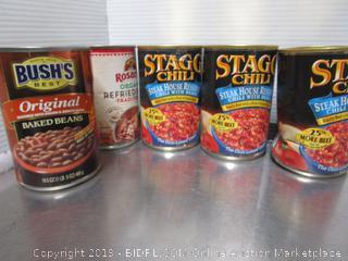 Stagg Chili, Bushs Beans