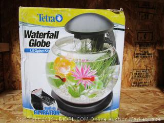 Tetra Fish Waterfall Globe (missing most pieces)
