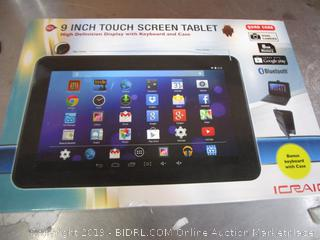 9 inch Touch Screen Tablet