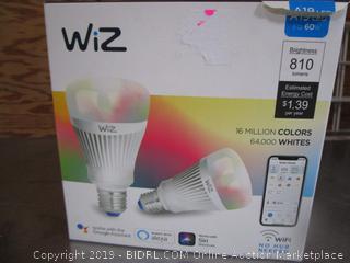 WiZ WiFi Smart Bulbs