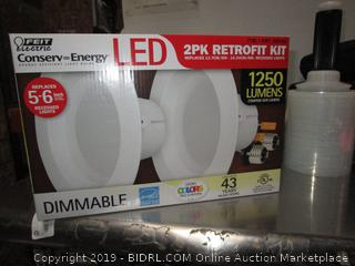 Dimmable Led Light Bulbs Retrofit