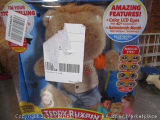 Teddy Ruxpin The Teddy Bear