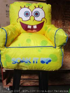 Soak It Up Sponge Bob Chair
