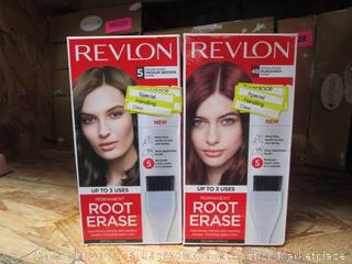 Revlon Root Erase Hair Color