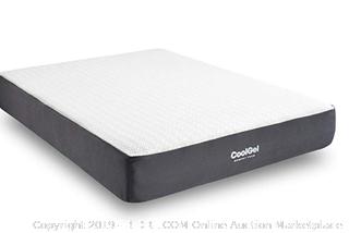 Classic Brands Cool Gel 12 inch gel foam mattress twin XL