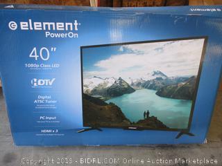 "Element 40"" TV"
