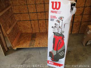 Wilson Profile SGI Golf Set