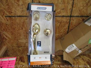 Front Entry Door Handle (Box Damaged)