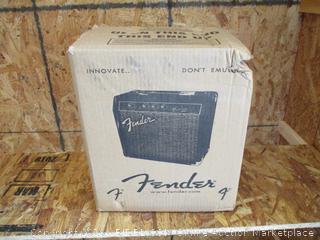 Fender Amp (Factory Sealed, Box Damaged)