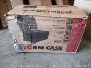 Waterproof Case (Dry Box) | Pelican Storm iM2975 Case With Foam (Black, $313 Retail)
