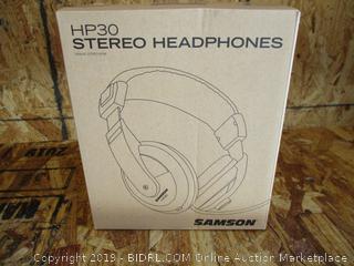 Samson Headphone Set (Factory Sealed)