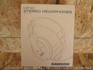 Samson HP30 Headphone Set (Factory Sealed)