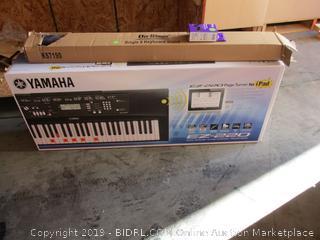 Yamaha EZ-220 Keyboard and Stand (Factory Sealed)