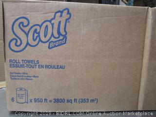 Scott Brand Roll Towels