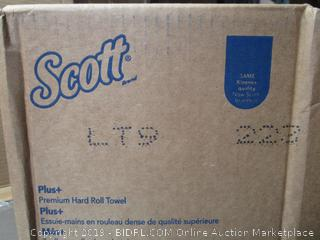 Scott Plus+ Premium Hard Roll Towel