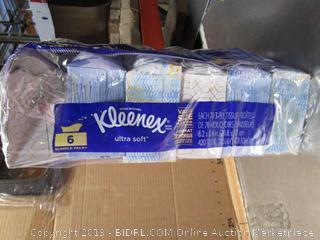 Kleenex Ultra Soft Value Size Tissue