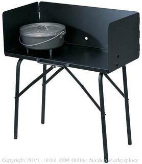 Lodge Outdoor Cooking Table (pot not included) online $159