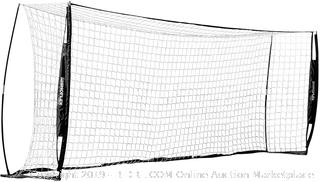 Champion Sports RSG6518 Rhino Soccer Goal 6.5'x18.5(Factory Sealed) COME PREVIEW!!!!! (online $229)