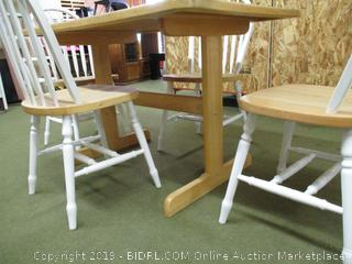 Table with 4 Chairs (Used)
