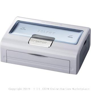 CANON SELPHY CP400 Digital Photo Thermal Printer (online $85) New