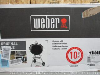"""Weber 22"""" Charcoal Grill"""