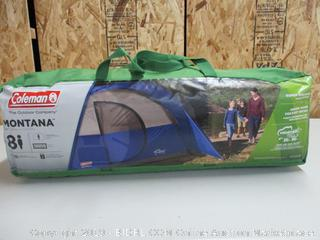 Coleman 8-Person Tent for Camping  Montana
