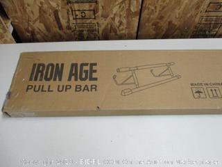 Iron Age Pull Up Bar