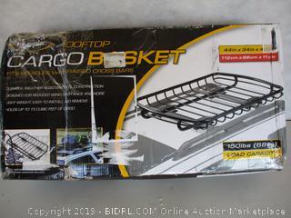 CargoLoc 32531 Rooftop Cargo Basket