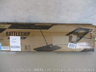 Battle Chip Golf Game (Missing Foam Golf Balls and Chipping Mat)