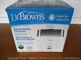 Dr. Browns Bottle Sterilizer