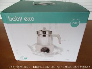 Baby EXO Baby Formula Kettle Precise Temperature Formula Mixing Ready Water Kettle
